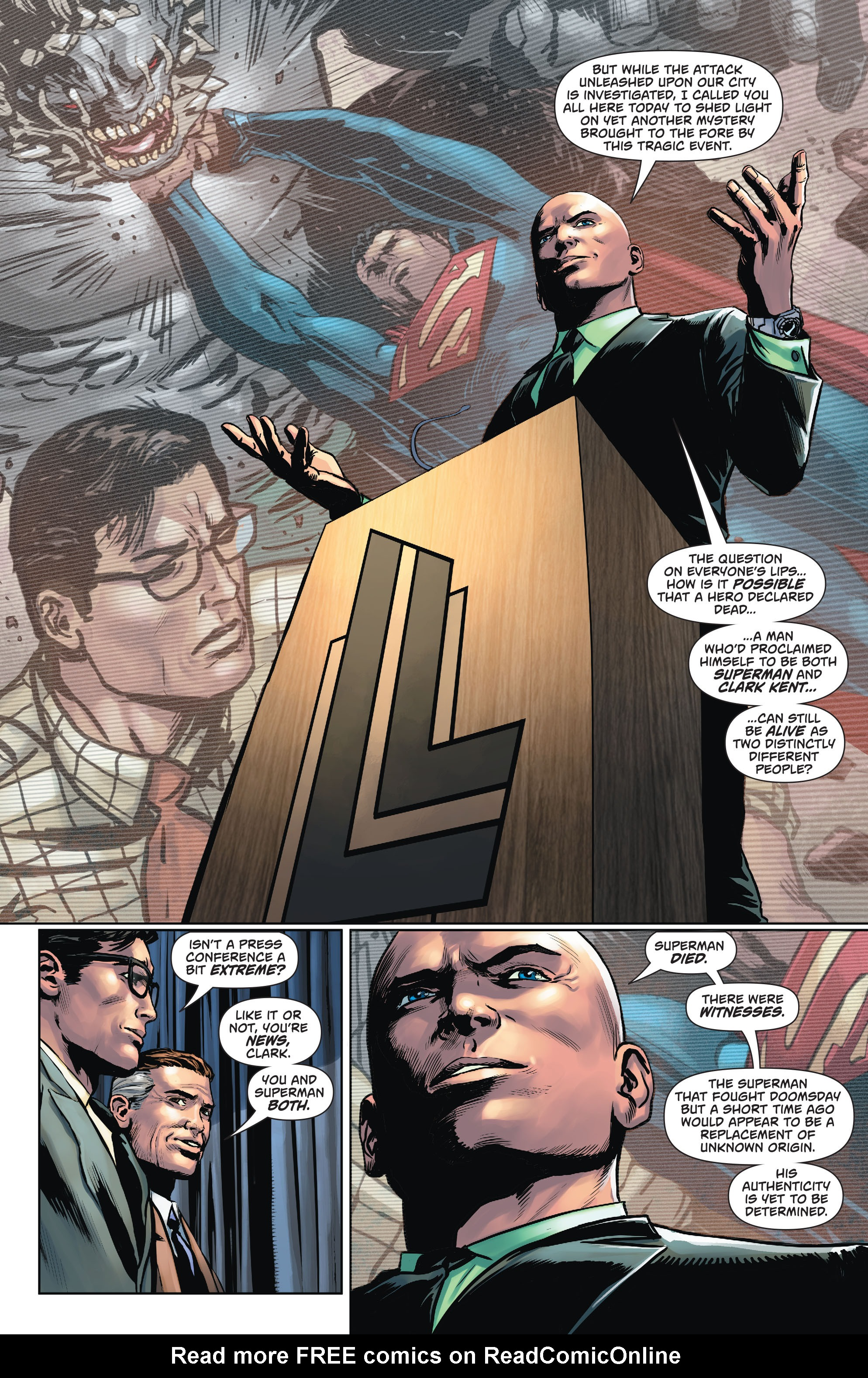 Read online Action Comics (2016) comic -  Issue #963 - 8