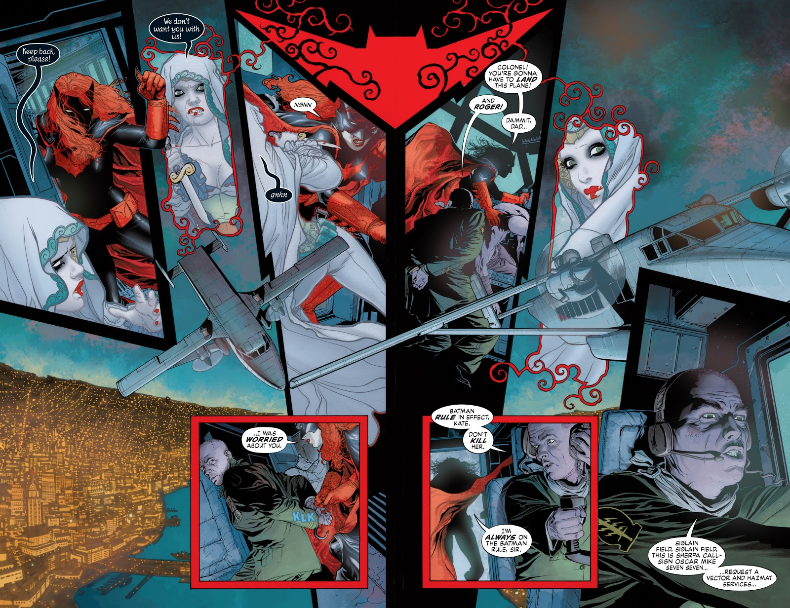 Read online Detective Comics (1937) comic -  Issue # _TPB Batwoman – Elegy (New Edition) (Part 1) - 76