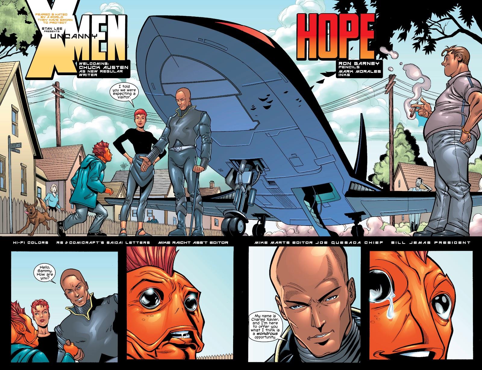 Uncanny X-Men (1963) issue 410 - Page 8