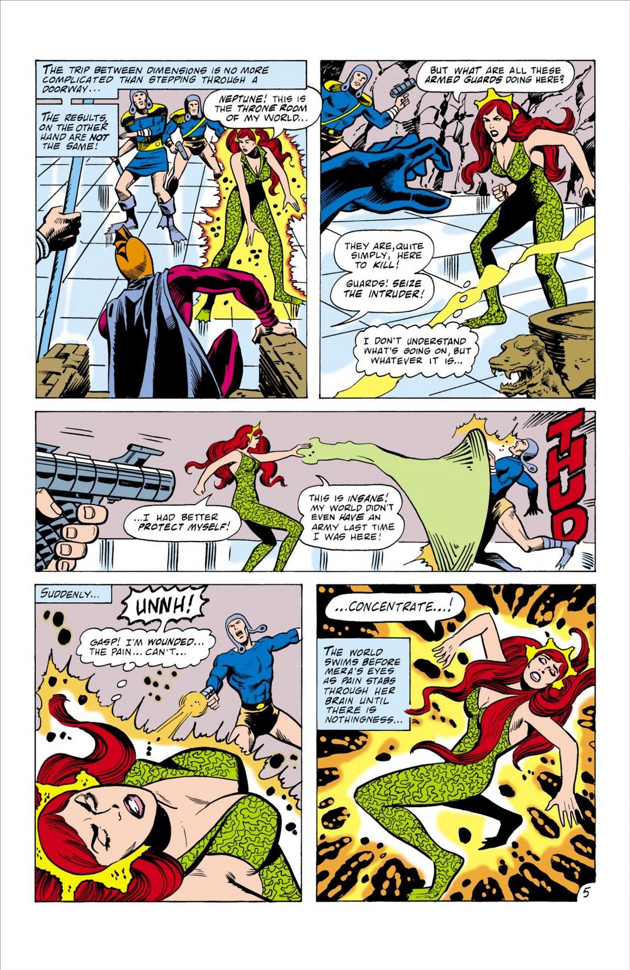 Read online Aquaman (1962) comic -  Issue #58 - 17