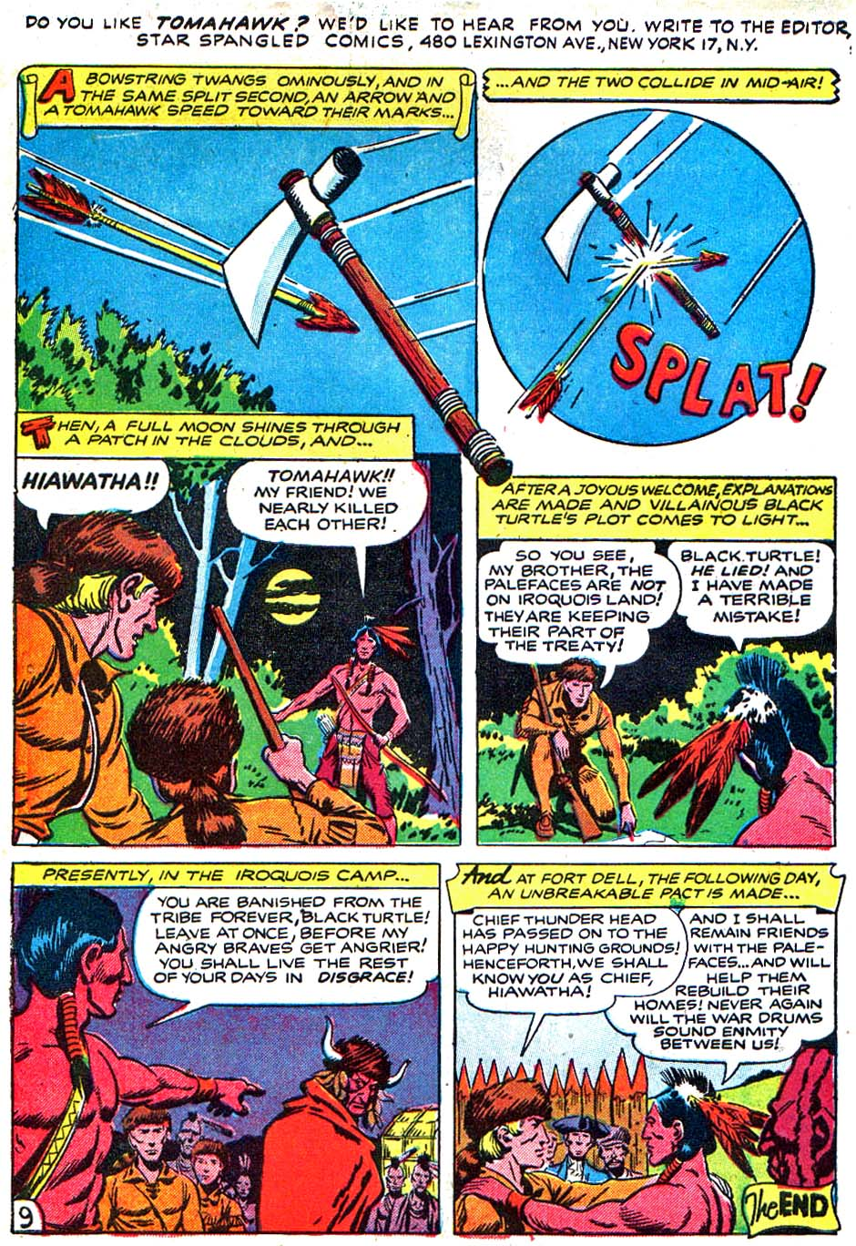 Star Spangled Comics (1941) issue 95 - Page 48