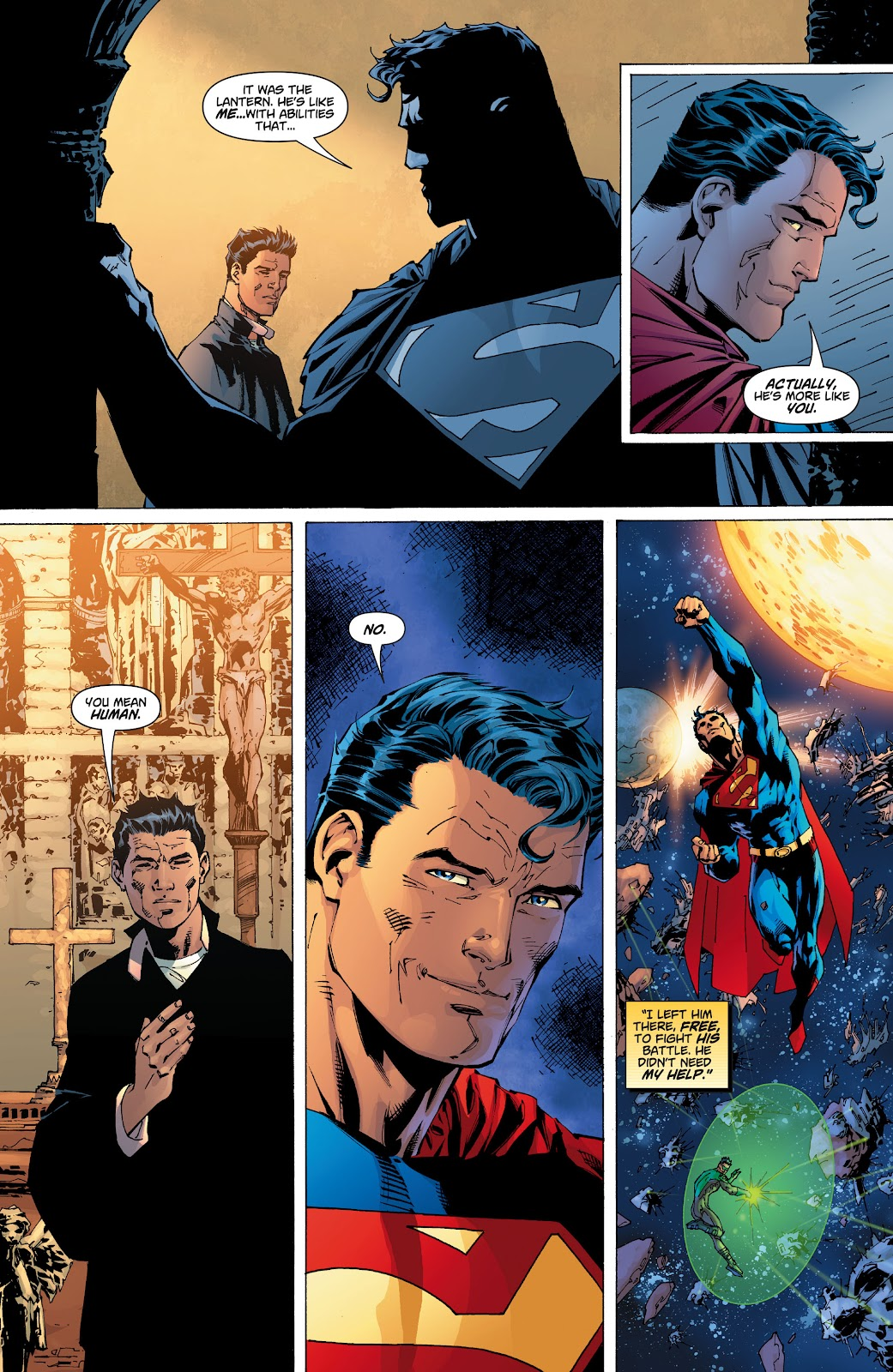 Read online Superman: For Tomorrow comic -  Issue # TPB (Part 1) - 27