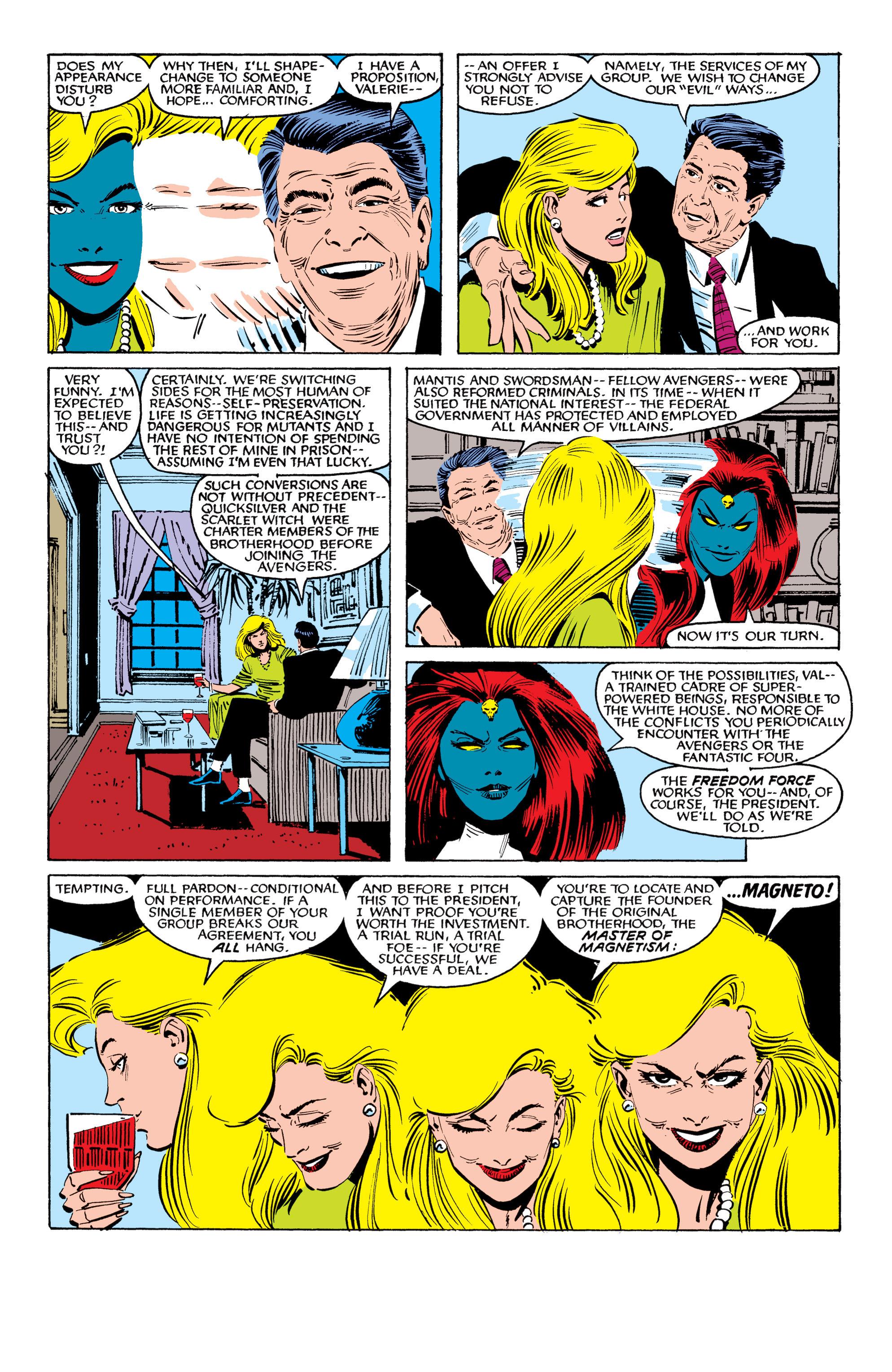 Read online Uncanny X-Men (1963) comic -  Issue #199 - 7