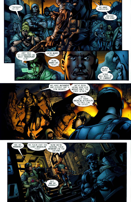 Read online Sigil (2000) comic -  Issue #35 - 11