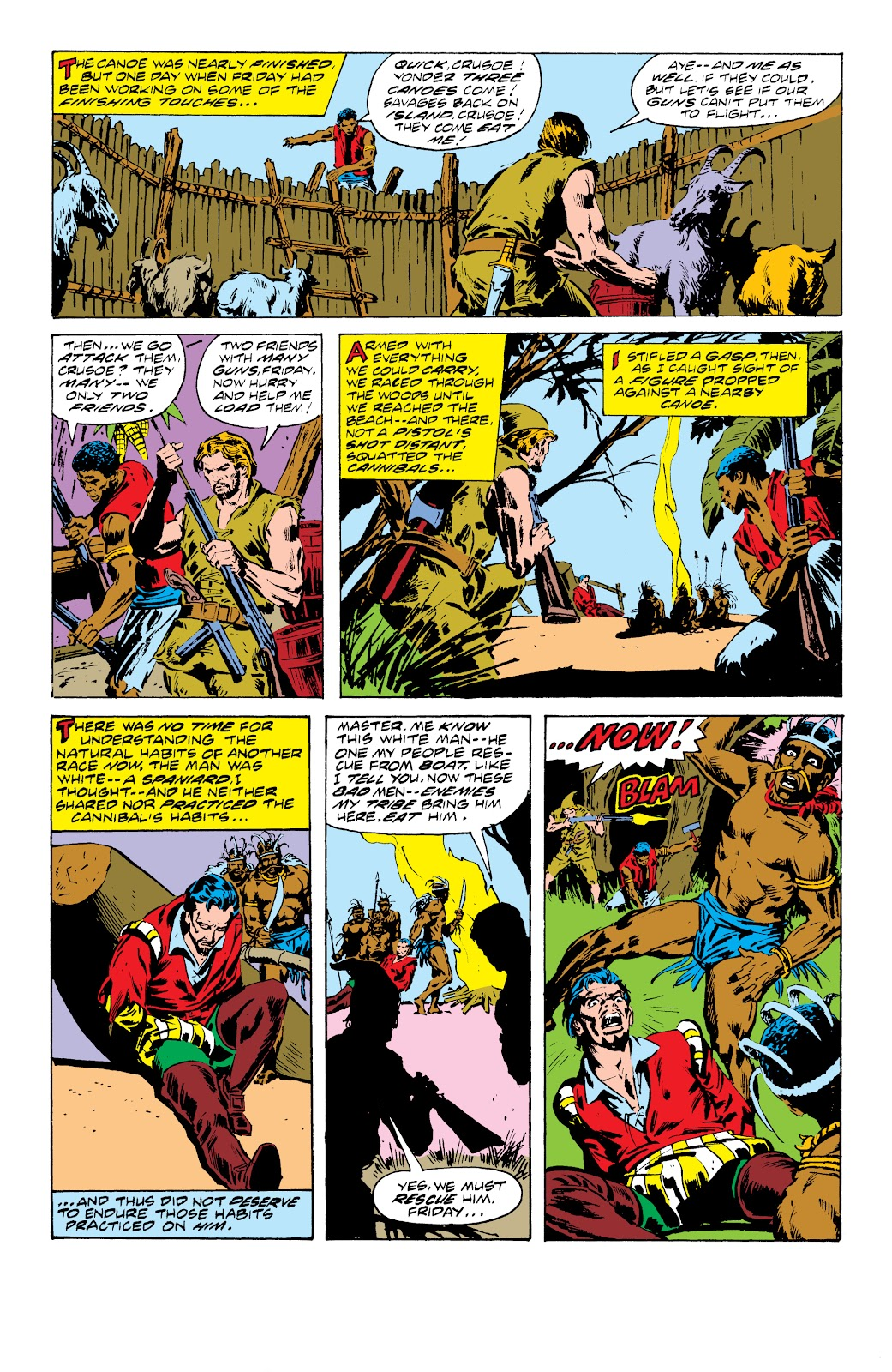 Marvel Classics Comics Series Featuring issue 19 - Page 38