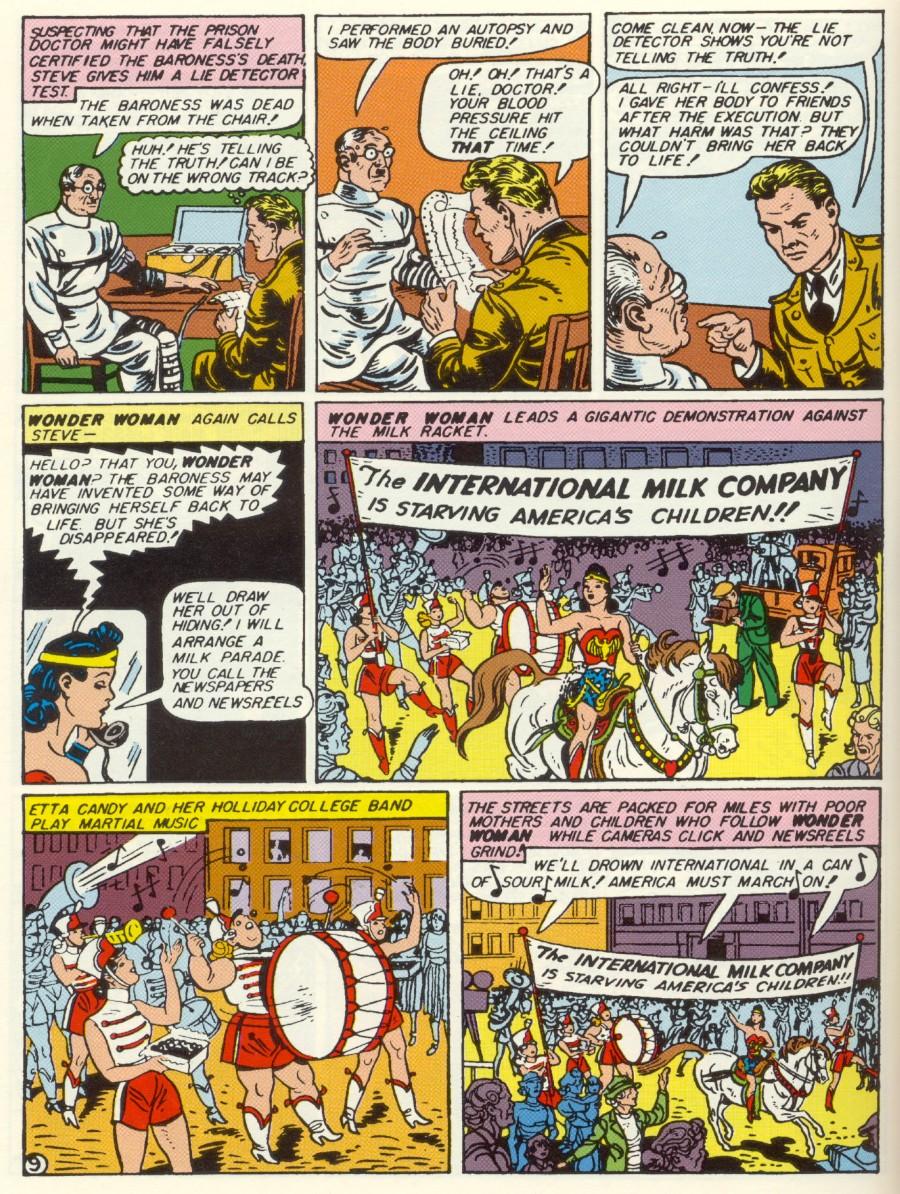 Read online Sensation (Mystery) Comics comic -  Issue #7 - 11