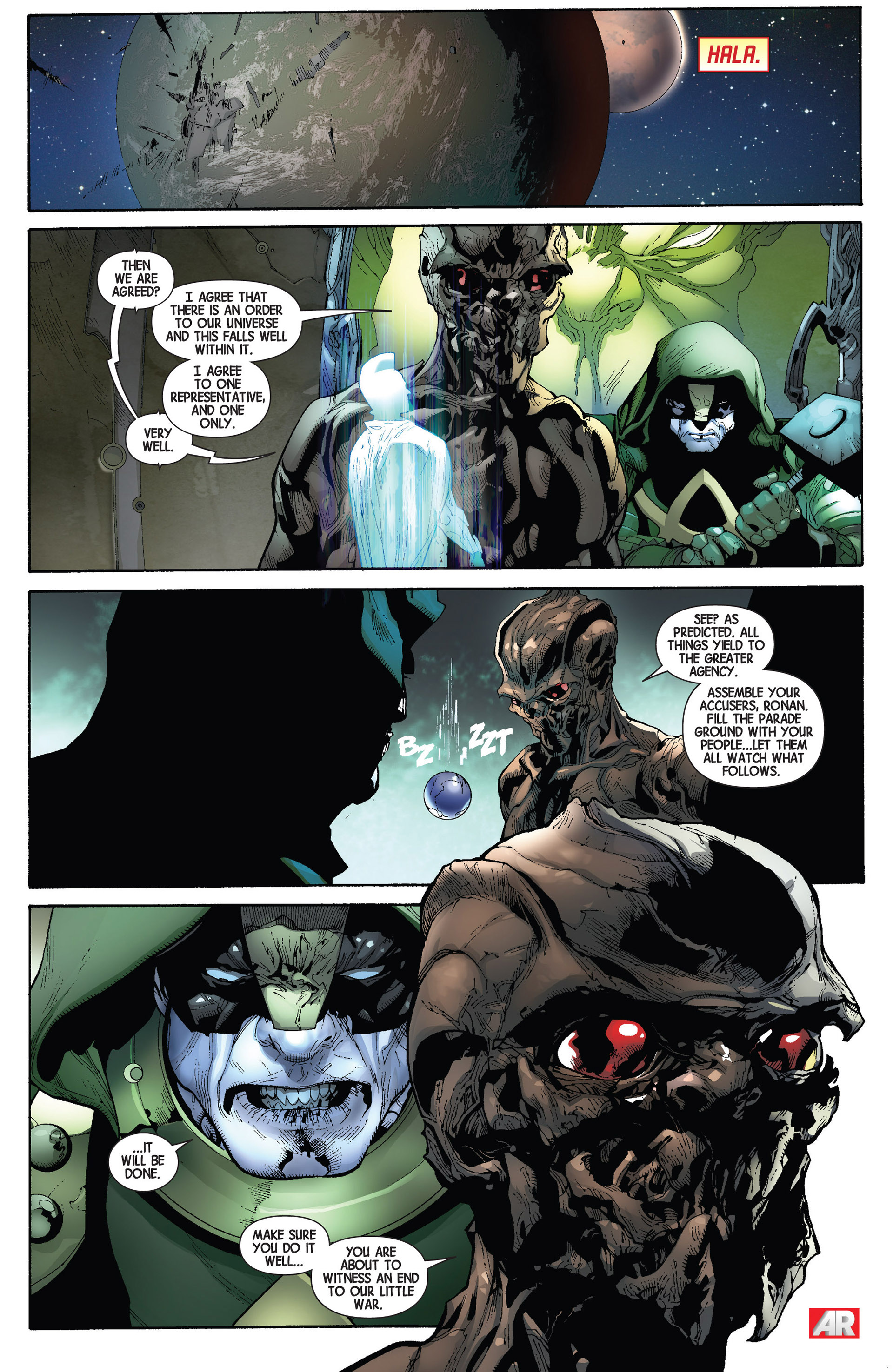Read online Avengers (2013) comic -  Issue #20 - 26