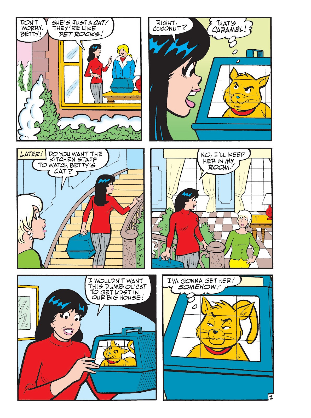 Betty and Veronica Double Digest issue 291 - Page 112