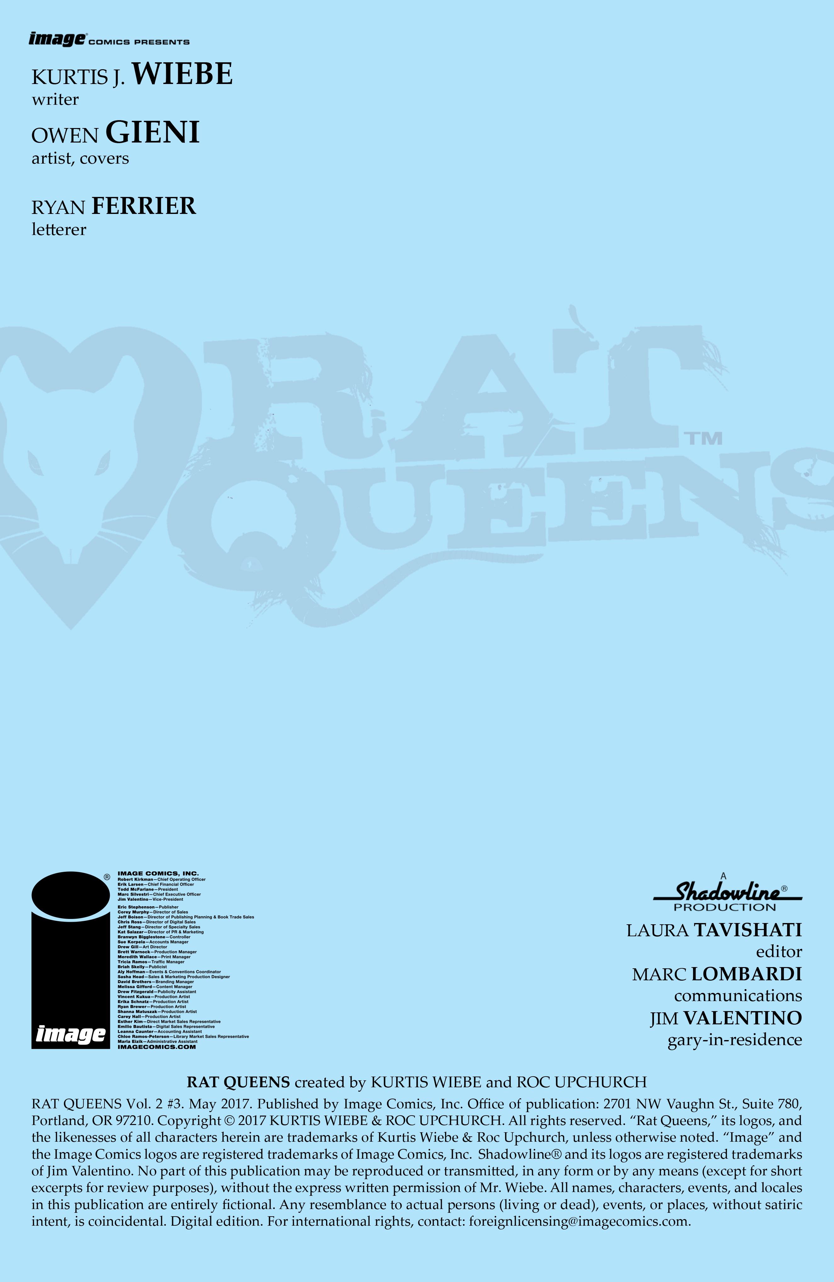 Read online Rat Queens (2017) comic -  Issue #3 - 2