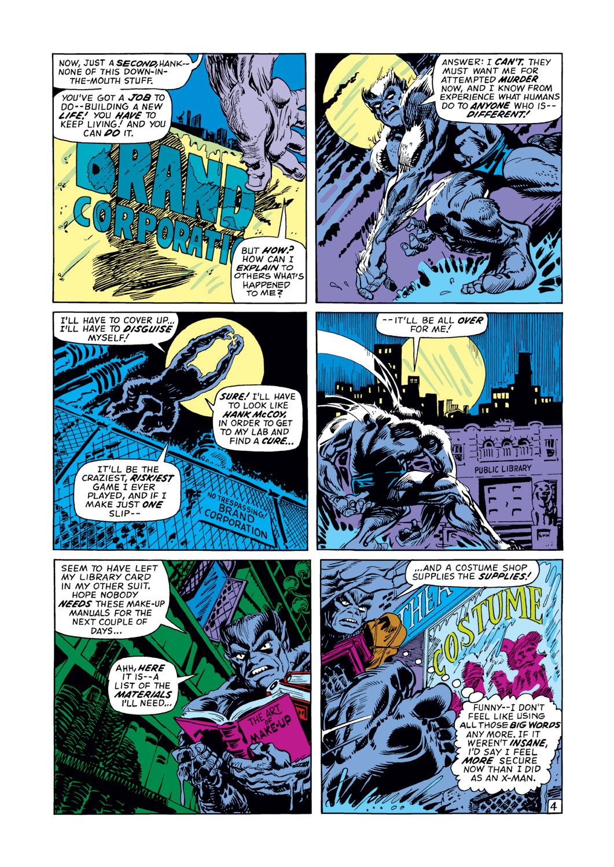 Read online Amazing Adventures (1970) comic -  Issue #12 - 5