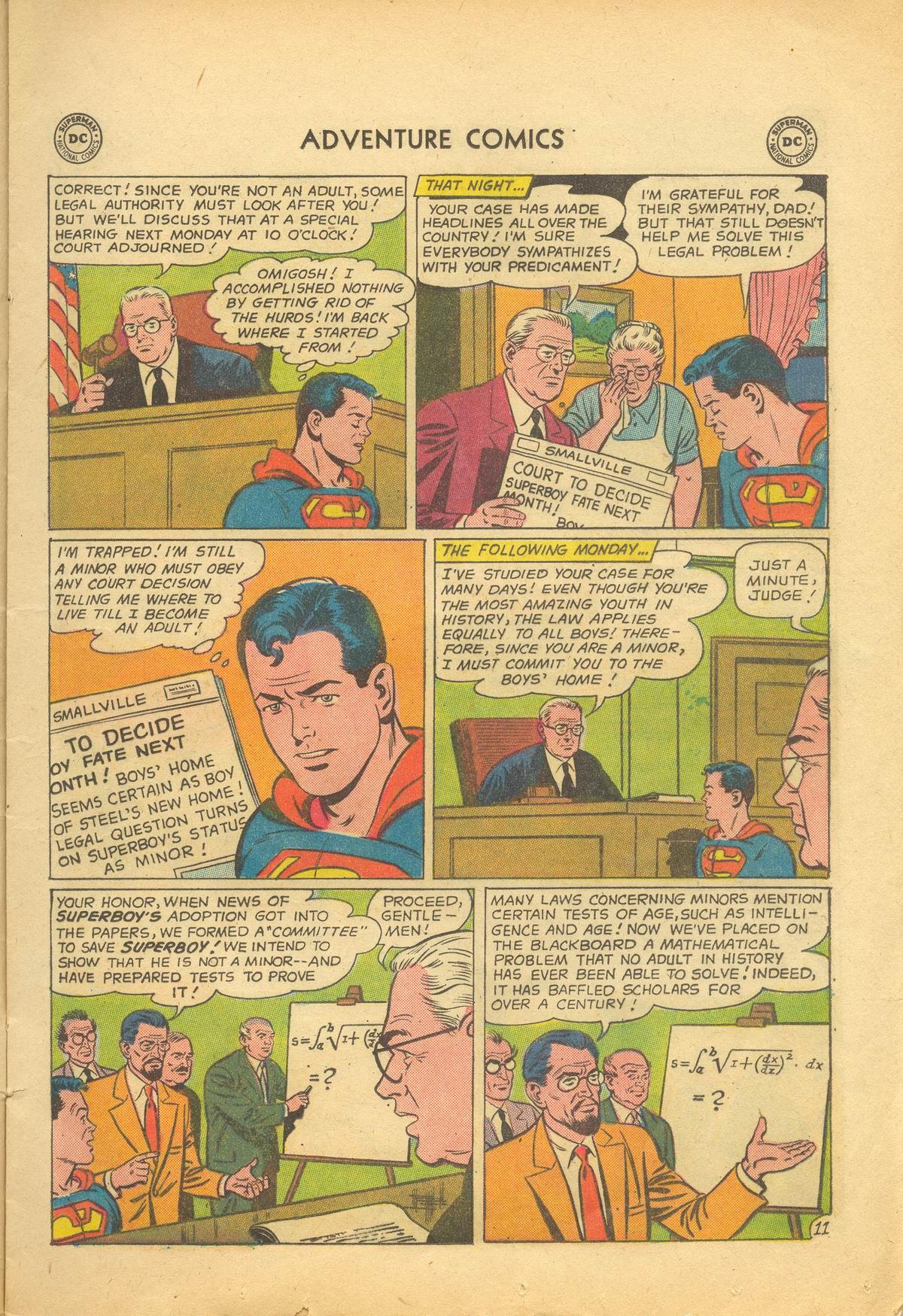 Read online Adventure Comics (1938) comic -  Issue #281 - 13