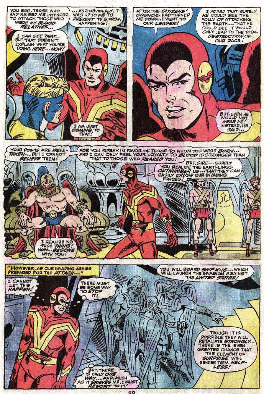 Read online Uncanny X-Men (1963) comic -  Issue #92 - 19