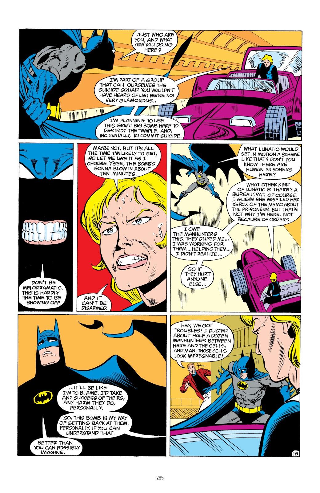 Read online Detective Comics (1937) comic -  Issue # _TPB Batman - The Dark Knight Detective 1 (Part 3) - 95