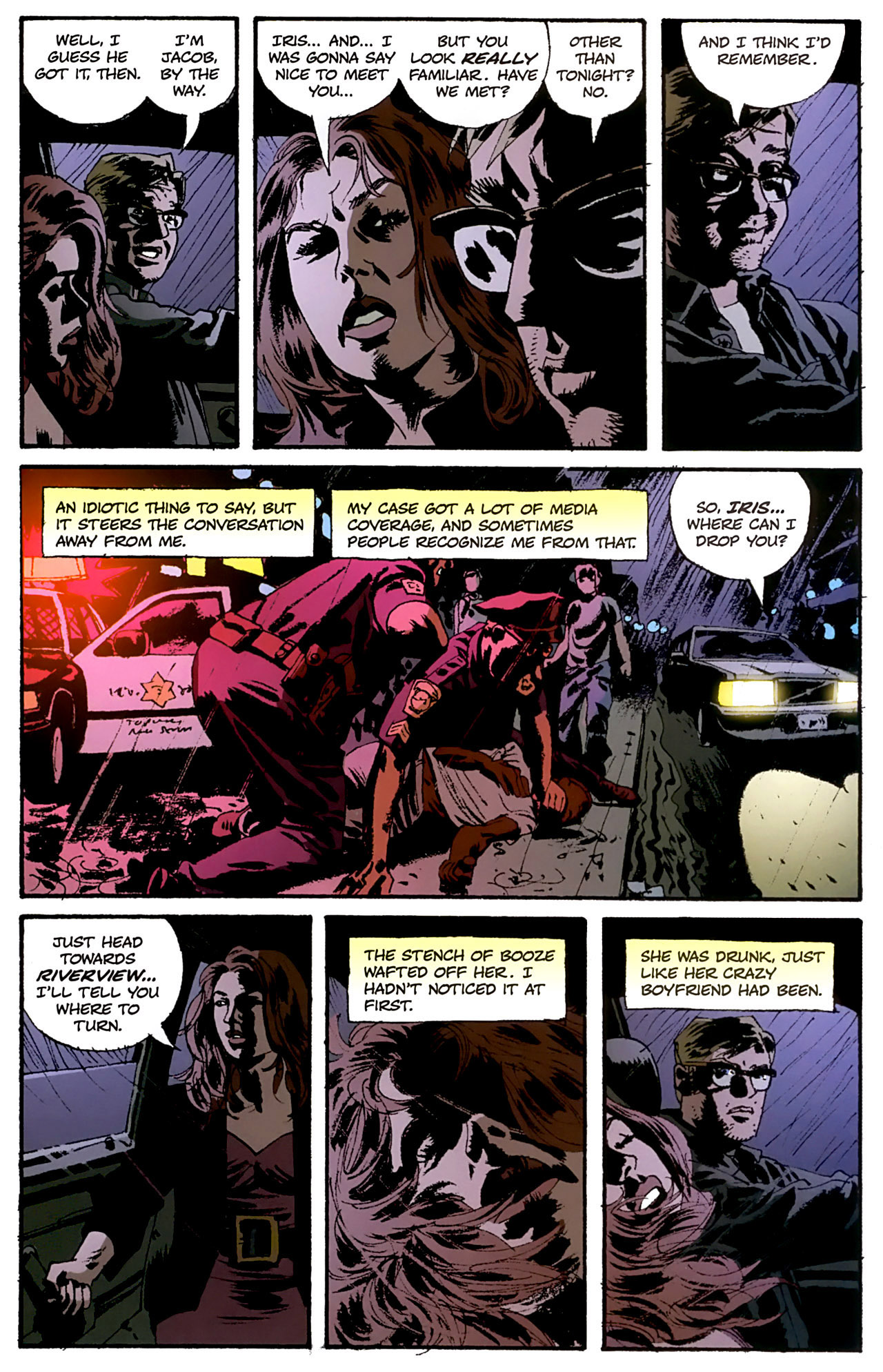 Read online Criminal (2008) comic -  Issue #4 - 17