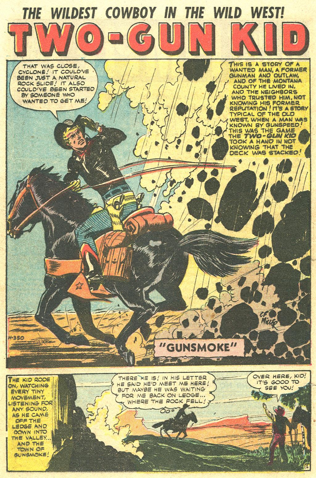 Read online Two-Gun Kid comic -  Issue #29 - 16