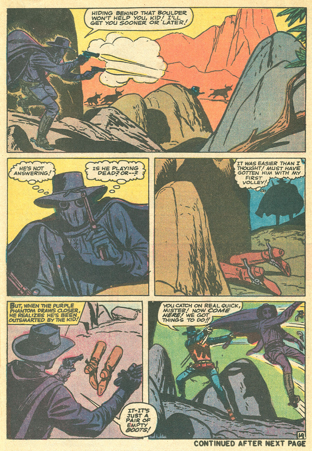 Read online Two-Gun Kid comic -  Issue #93 - 21