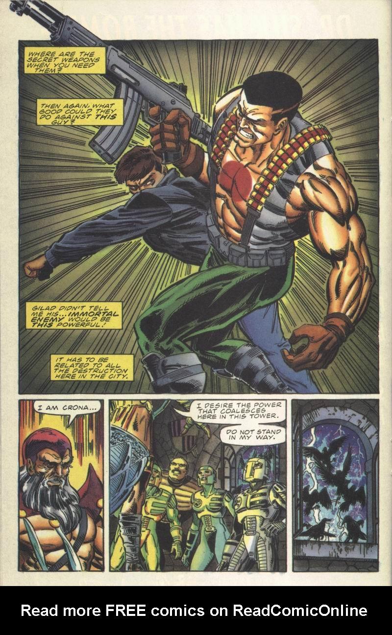 Read online Secret Weapons comic -  Issue #13 - 12