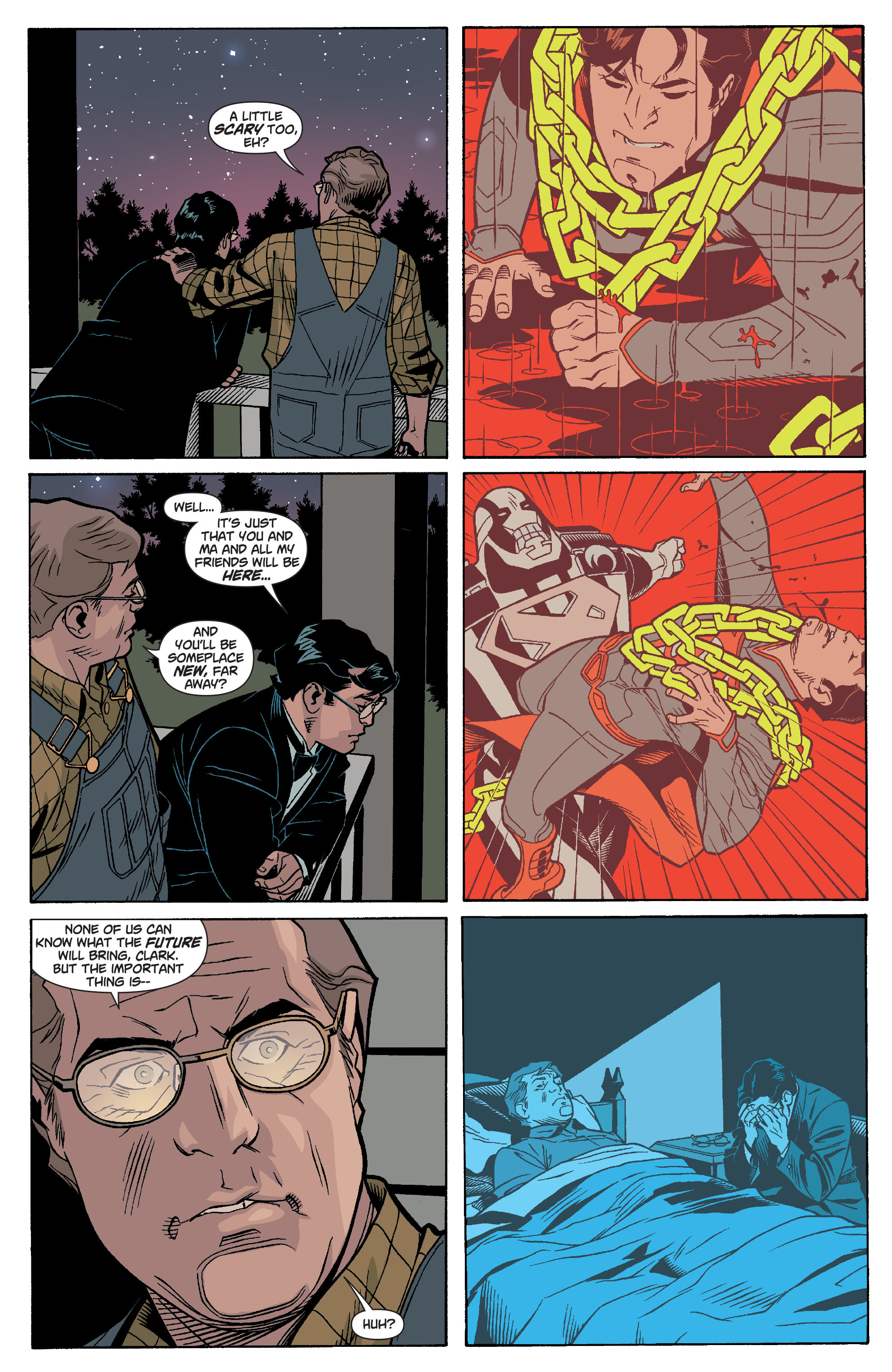 Read online Action Comics (2011) comic -  Issue #17 - 26