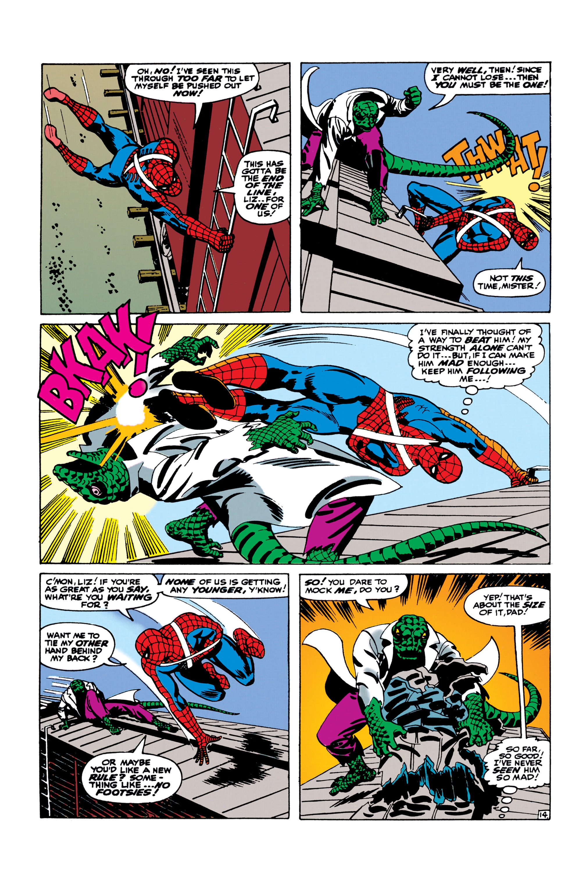 The Amazing Spider-Man (1963) 45 Page 14