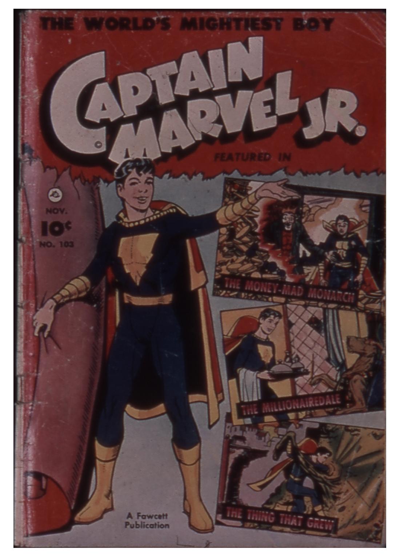 Captain Marvel, Jr. 103 Page 1