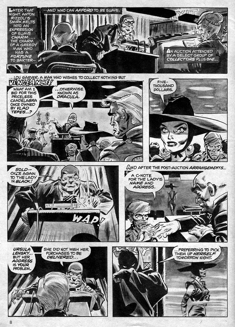 Dracula Lives issue 9 - Page 8