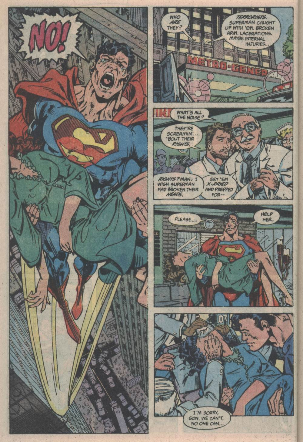 Read online Adventures of Superman (1987) comic -  Issue #Adventures of Superman (1987) _Annual 3 - 12