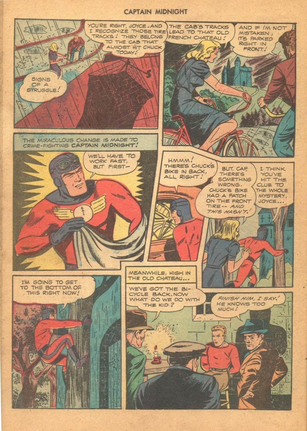 Captain Midnight (1942) issue 61 - Page 30