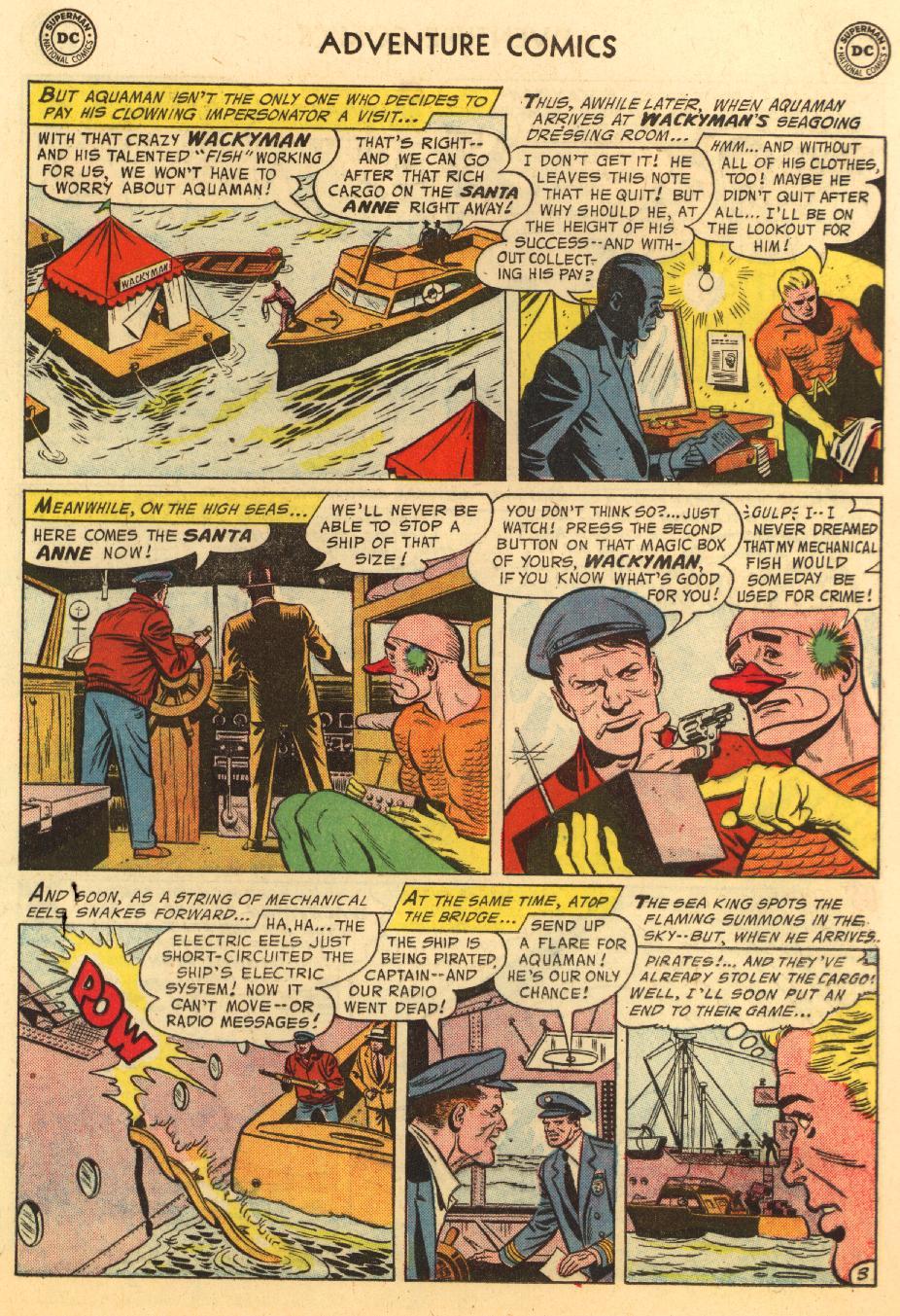 Read online Adventure Comics (1938) comic -  Issue #233 - 19