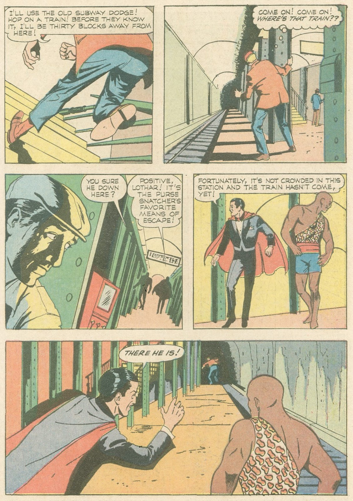 The Phantom (1966) issue 21 - Page 28