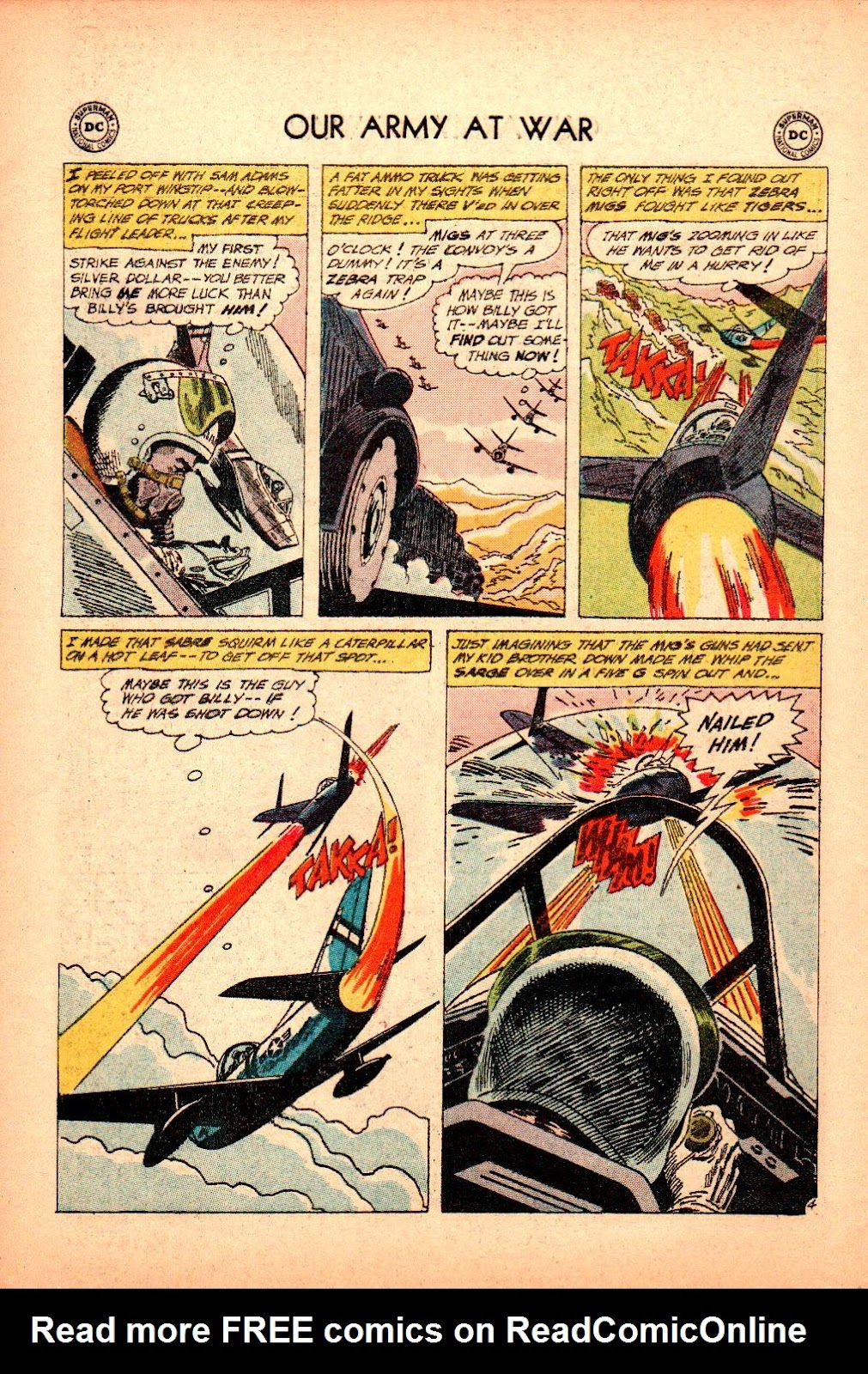 Our Army at War (1952) issue 101 - Page 26