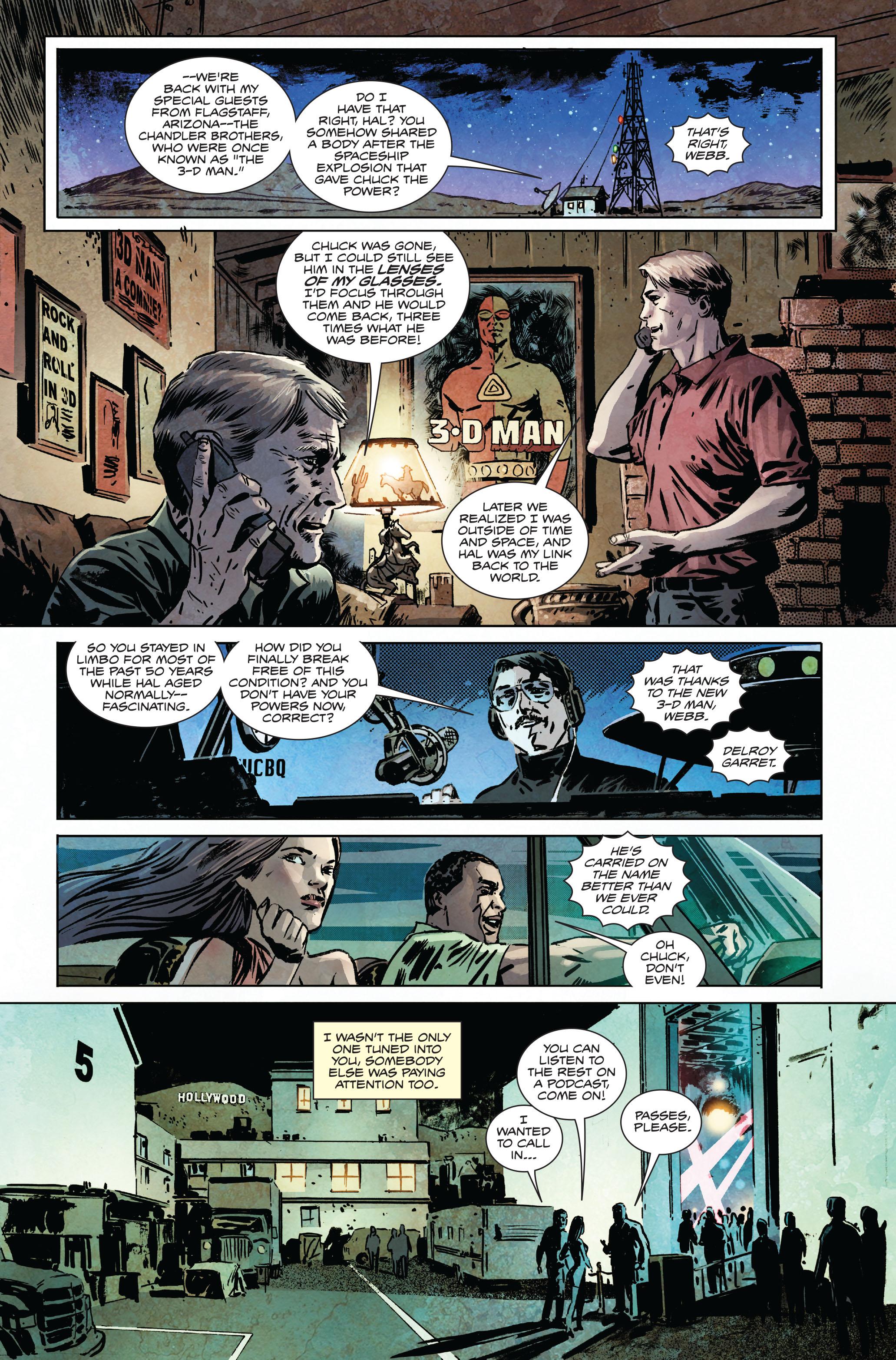 Read online Atlas comic -  Issue #1 - 6