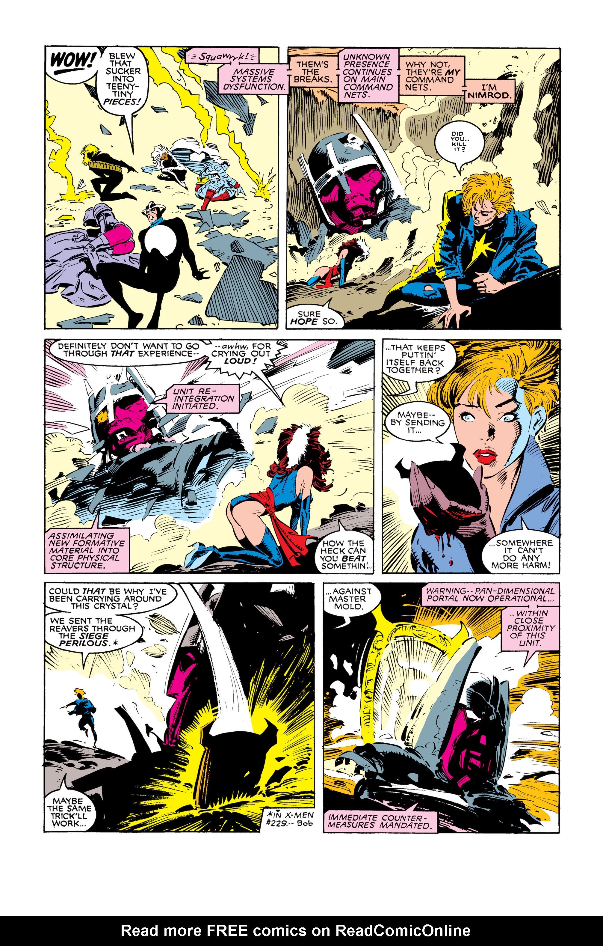 Read online Uncanny X-Men (1963) comic -  Issue #247 - 18
