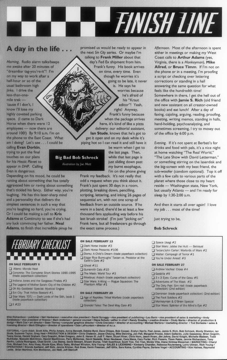 Godzilla (1995) Issue #8 #9 - English 35
