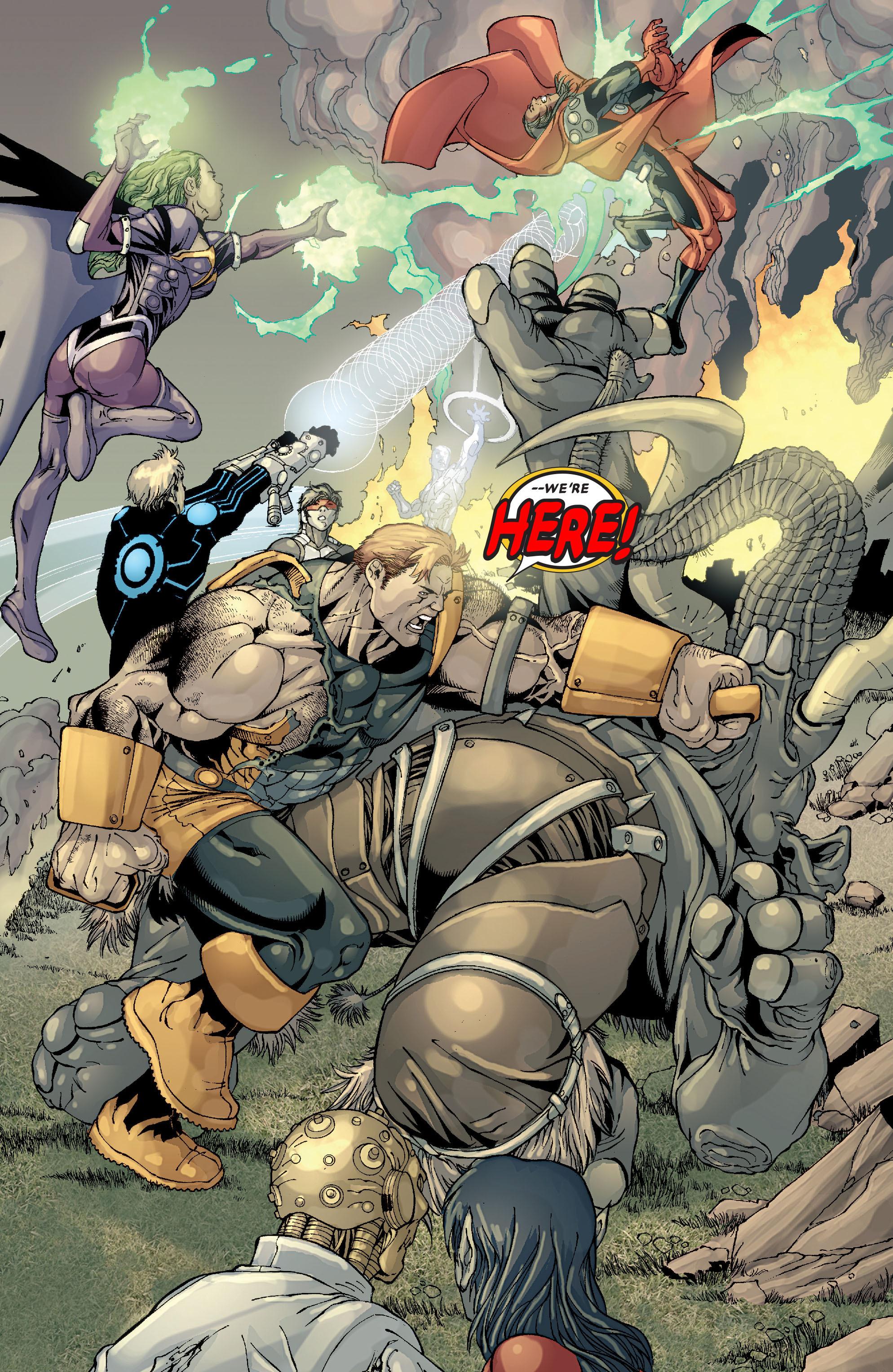 X-Men (1991) 164 Page 8