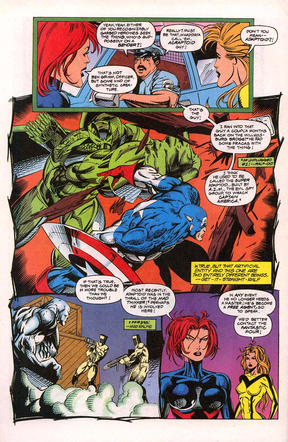 Avengers Unplugged issue 3 - Page 16