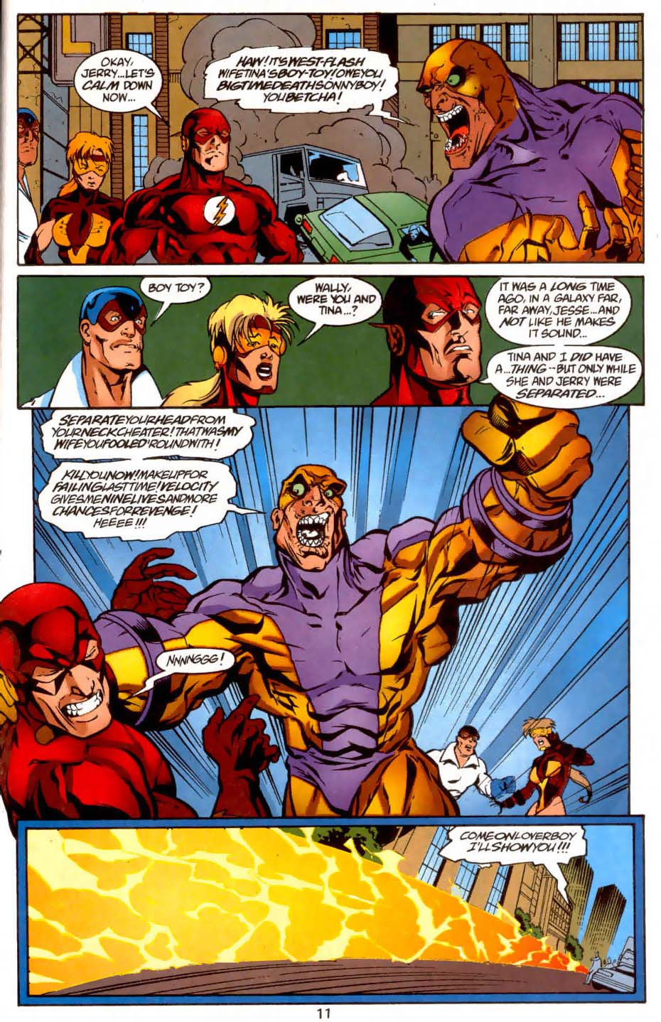 Read online The Flash (1987) comic -  Issue # _Annual 11 - 12