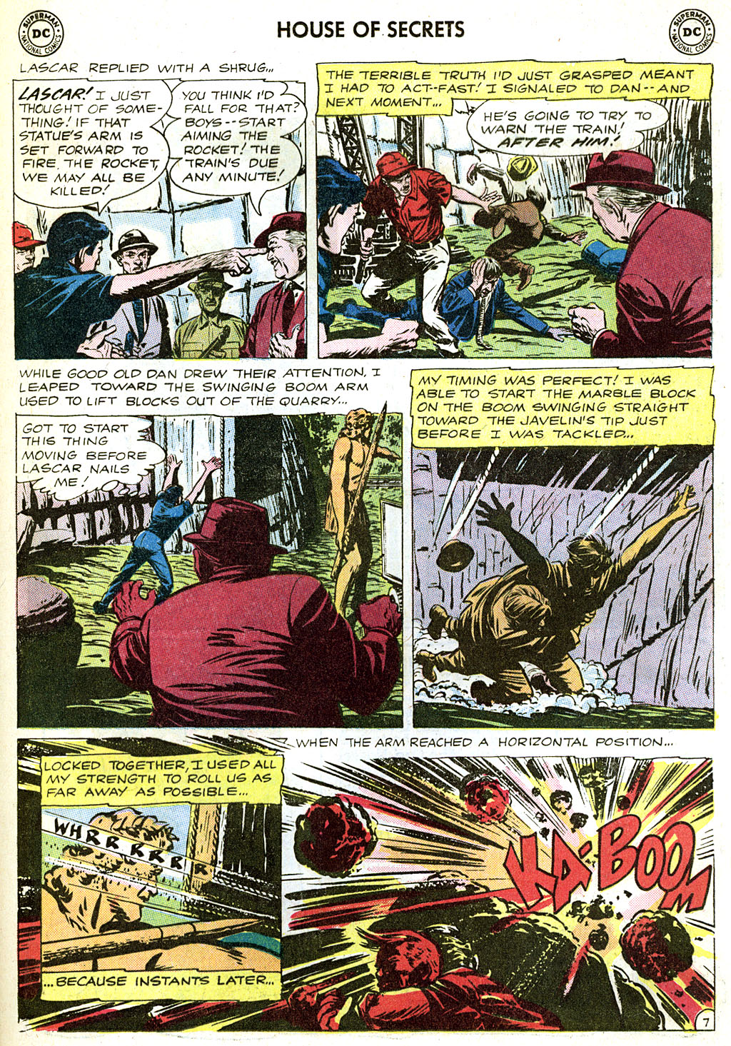 House of Secrets (1956) issue 58 - Page 25