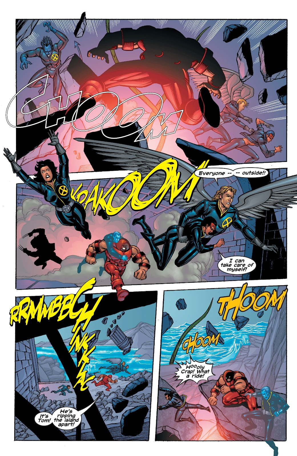 Read online X-Men: Unstoppable comic -  Issue # TPB (Part 1) - 67