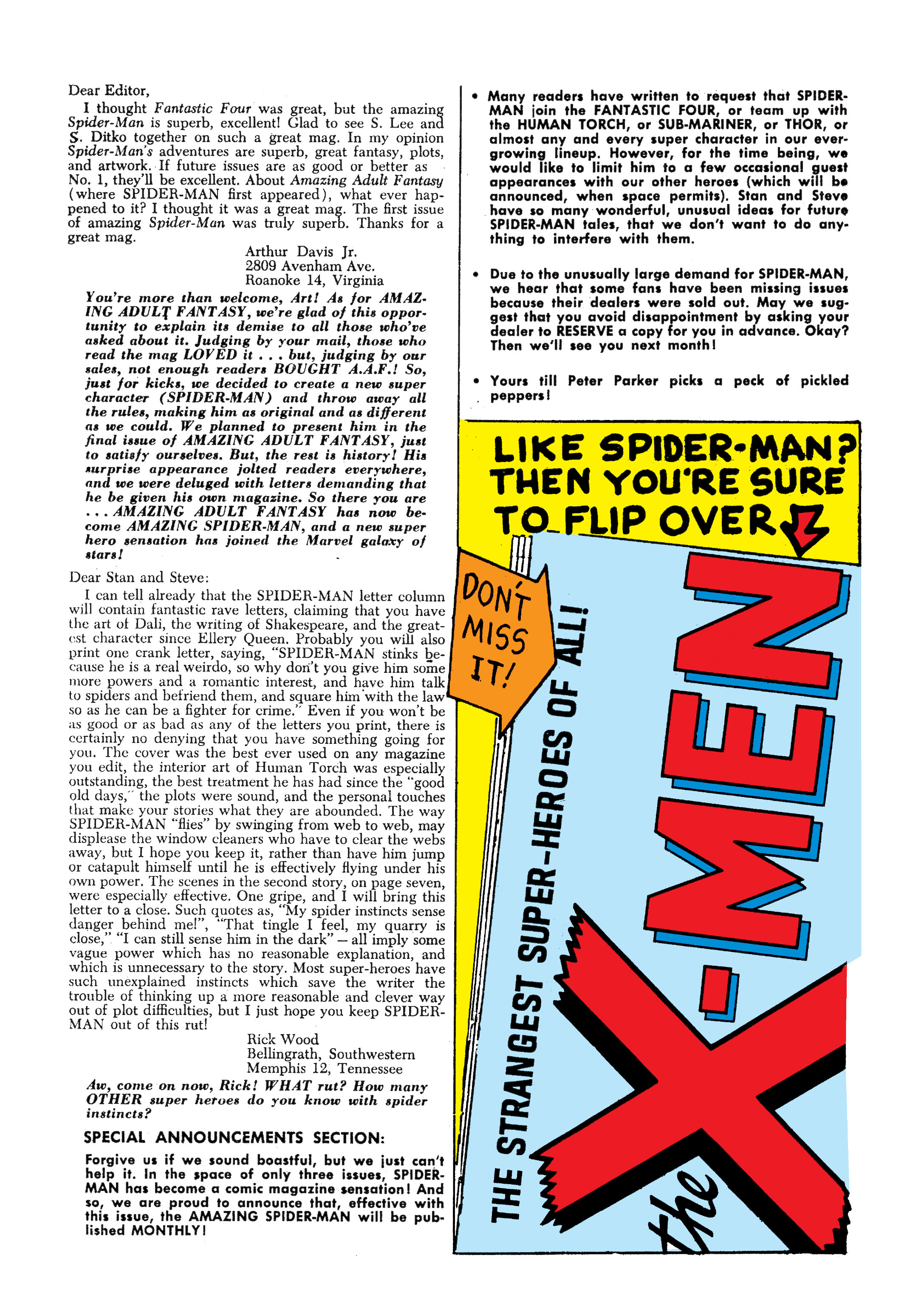 The Amazing Spider-Man (1963) 4 Page 23