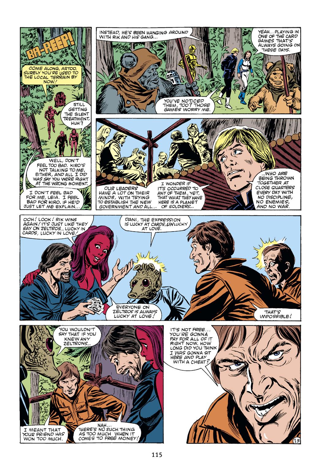 Read online Star Wars Omnibus comic -  Issue # Vol. 21 - 109