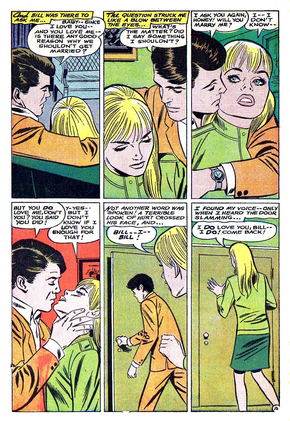 Young Romance issue 149 - Page 29
