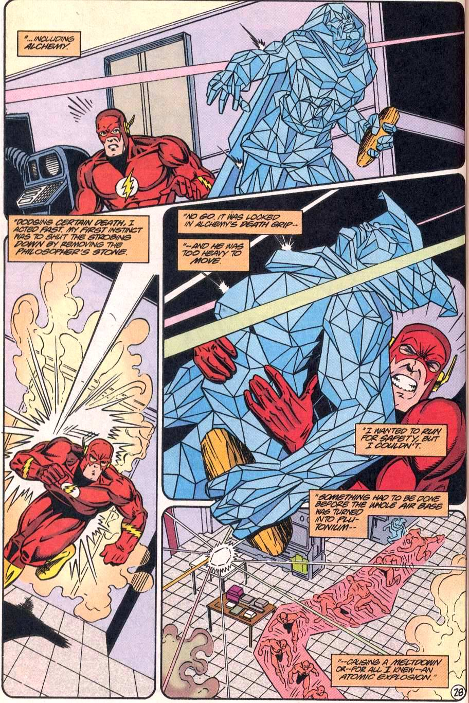 Read online The Flash (1987) comic -  Issue # _Annual 8 - 29