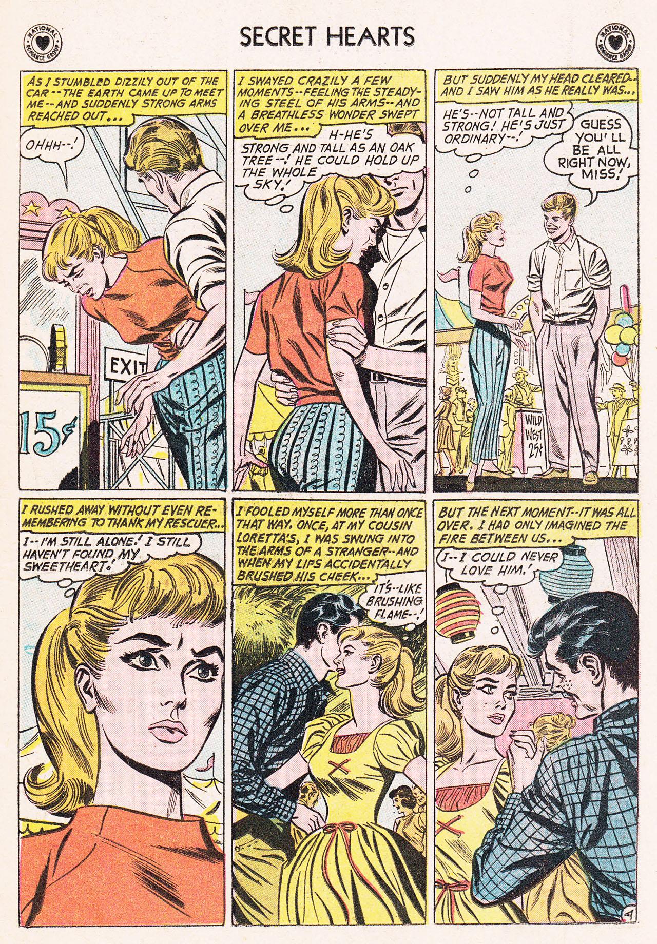 Read online Secret Hearts comic -  Issue #75 - 13