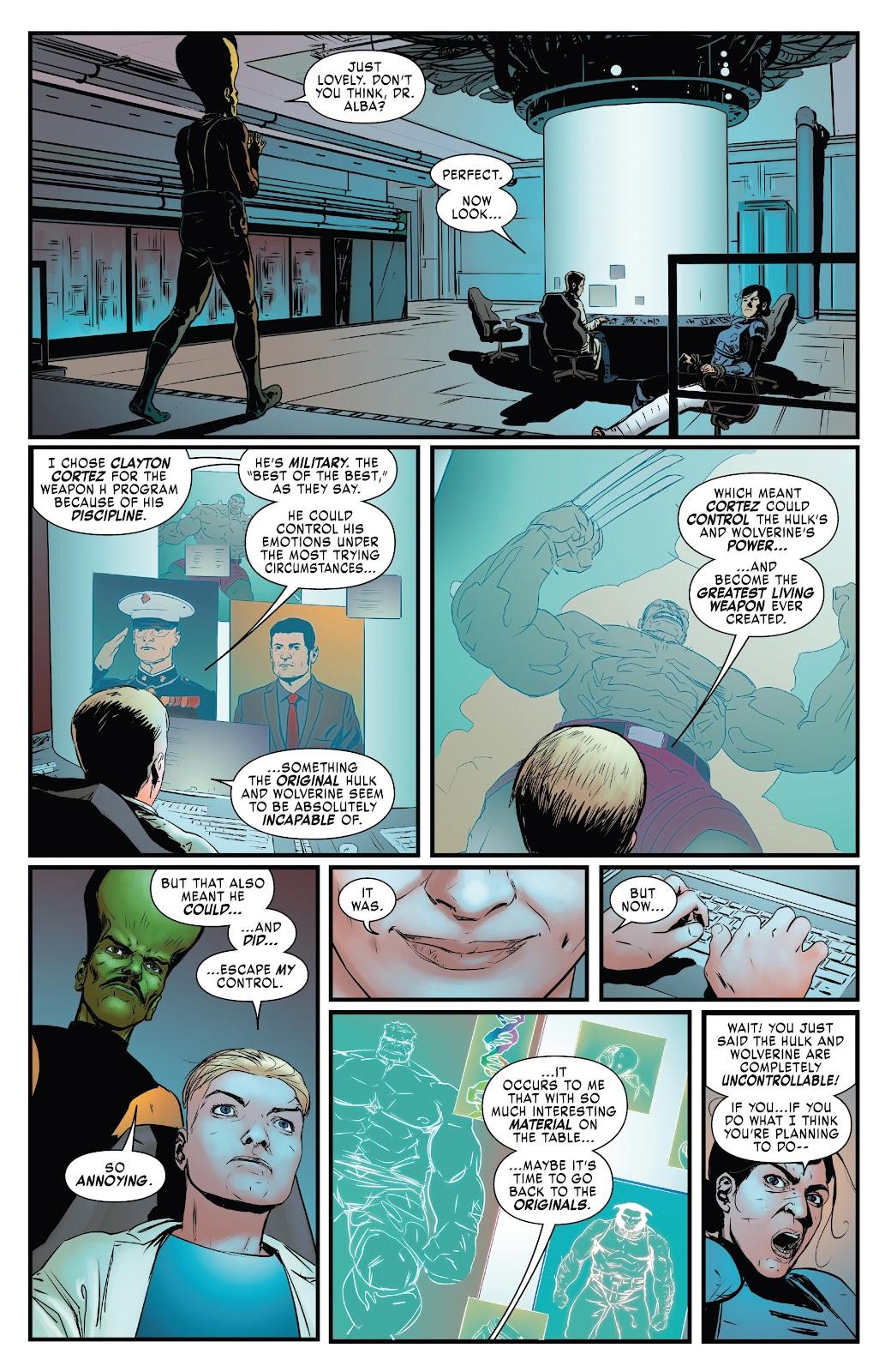 Read online Hulkverines comic -  Issue #2 - 31