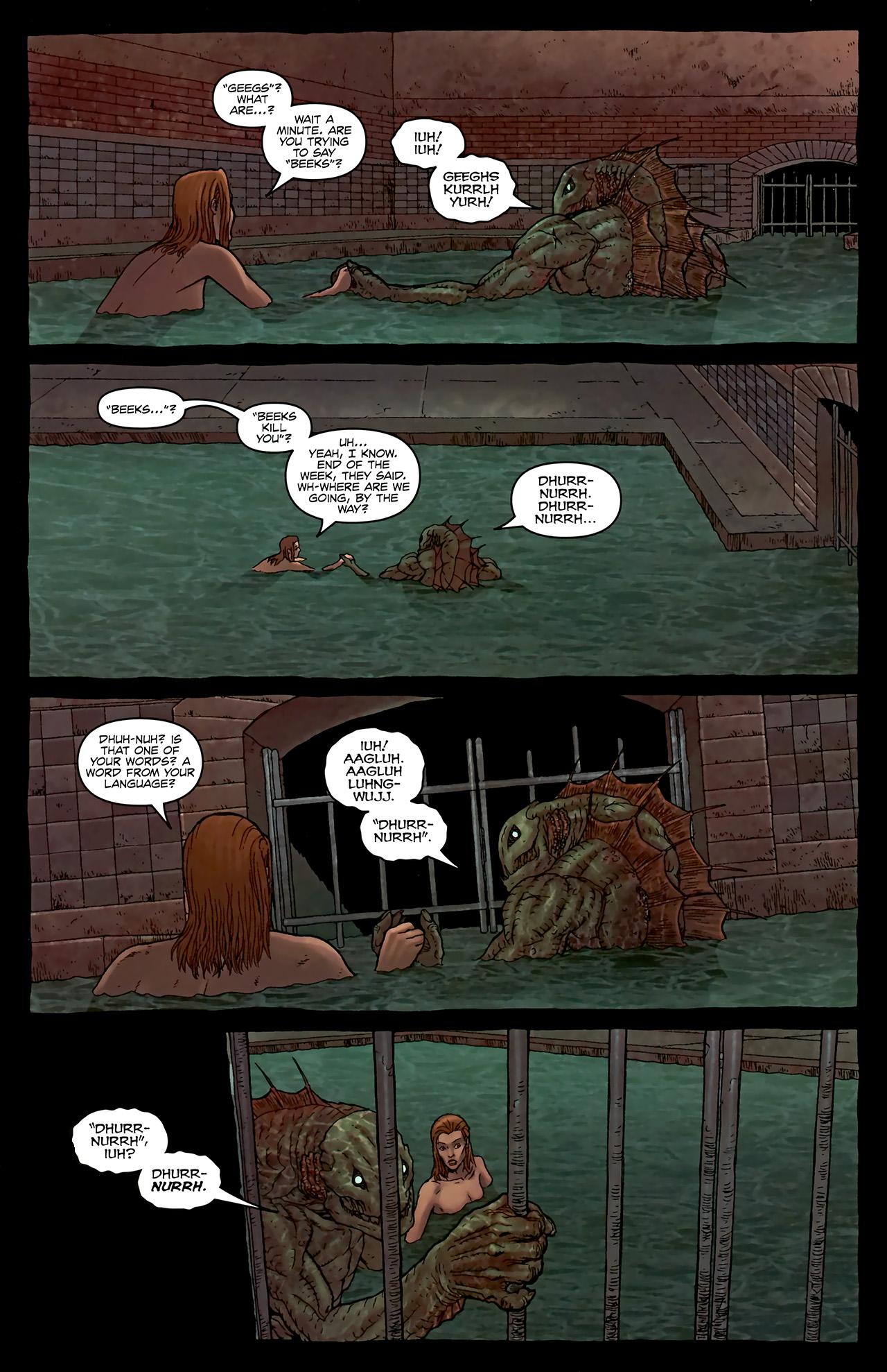 Read online Alan Moore's Neonomicon comic -  Issue #3 - 27