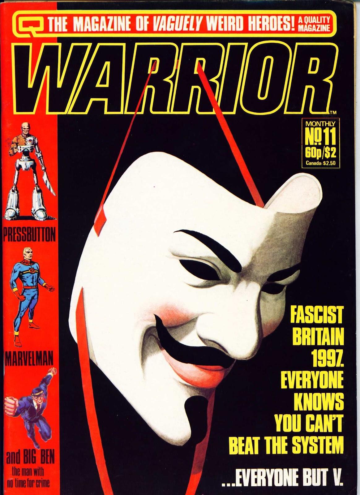 Warrior Issue #11 #12 - English 1