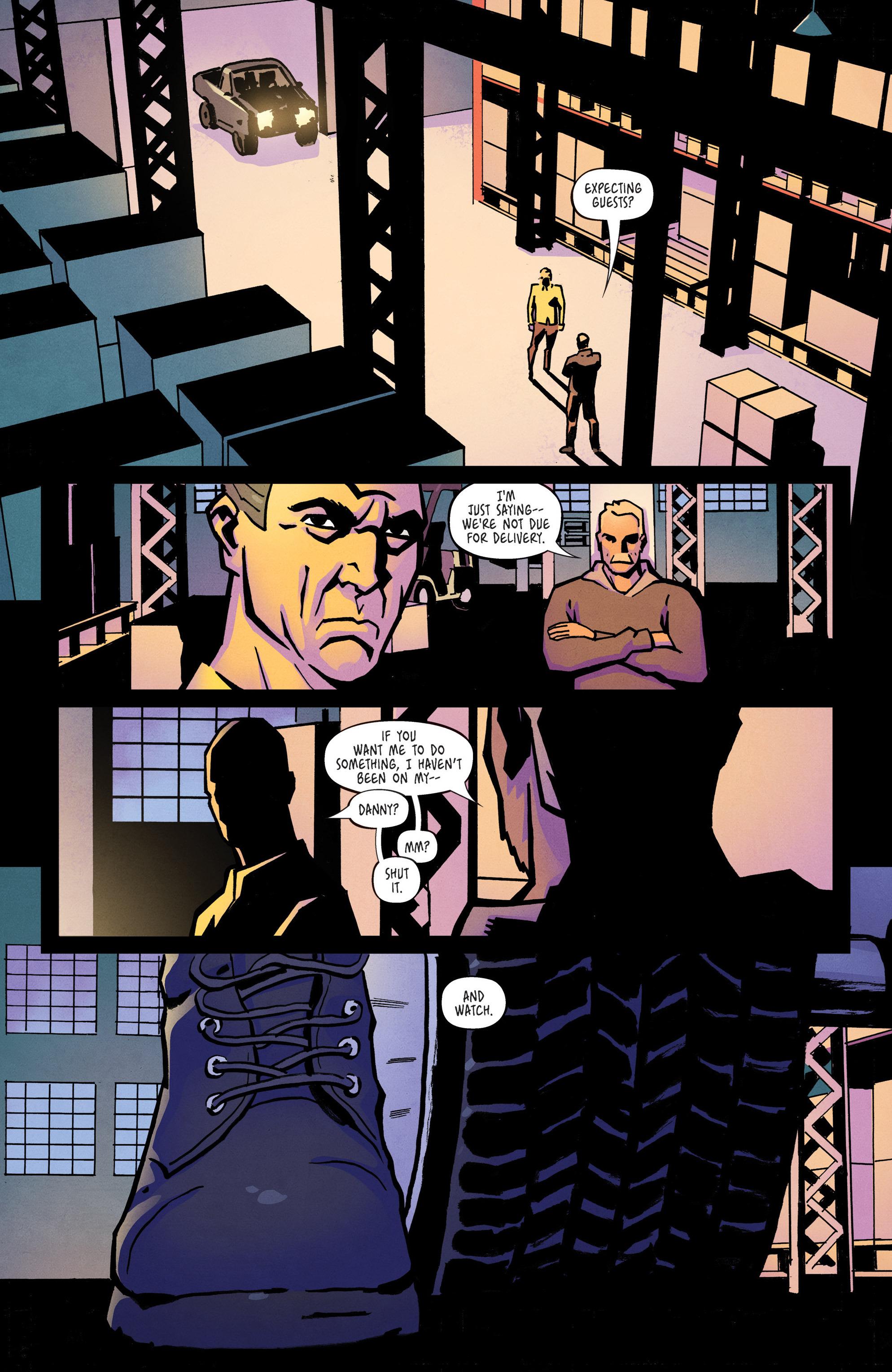 Read online Ringside comic -  Issue #10 - 6