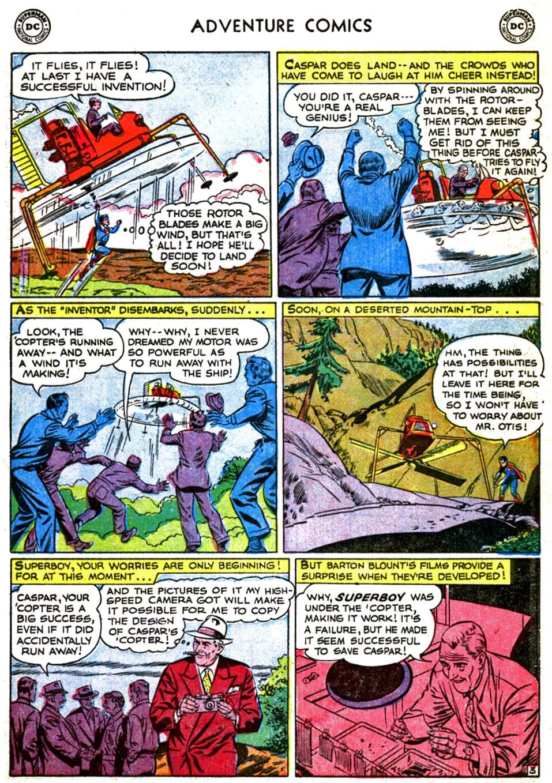 Read online Adventure Comics (1938) comic -  Issue #179 - 5