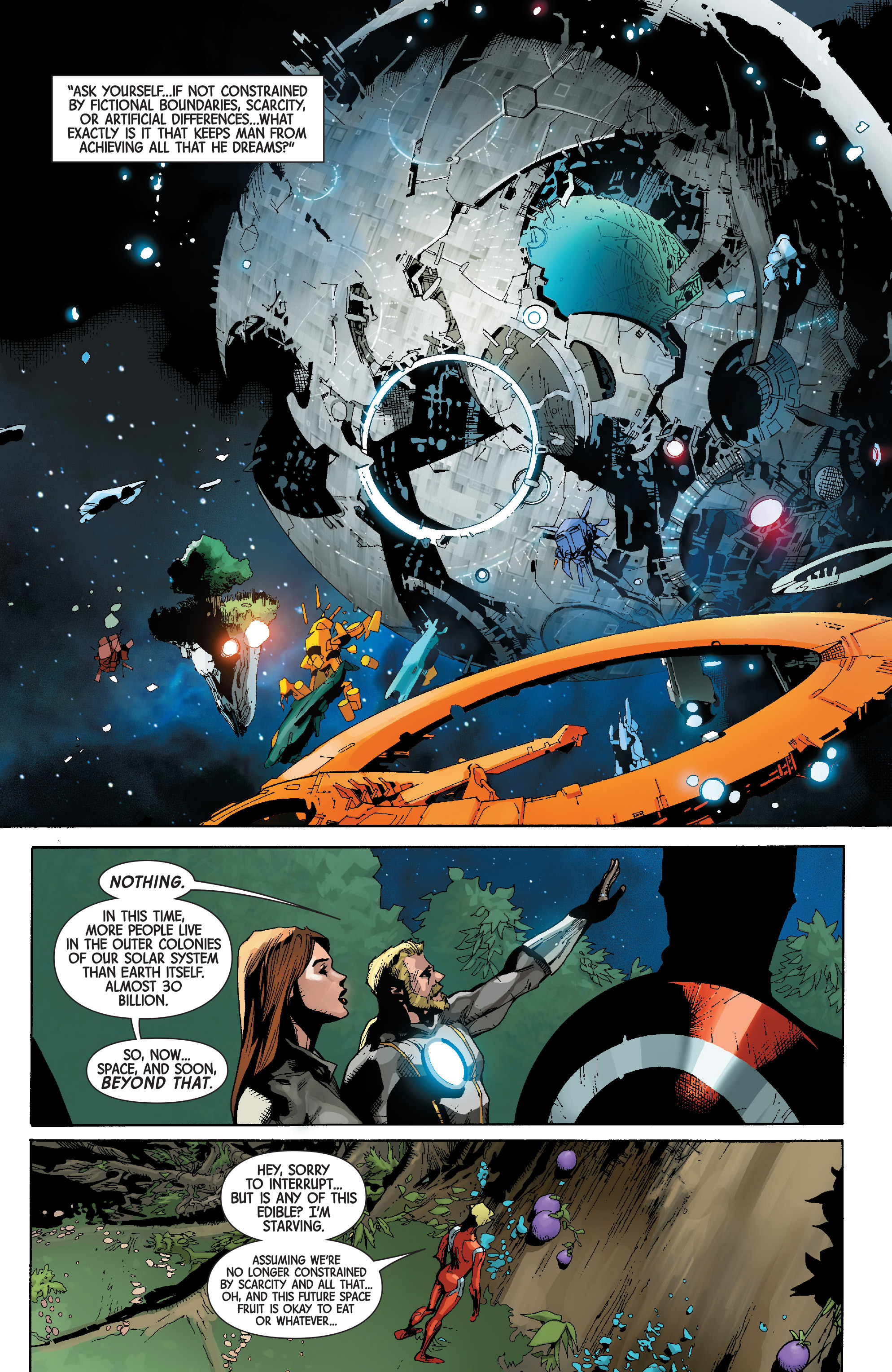 Read online Avengers (2013) comic -  Issue #Avengers (2013) _TPB 6 - 87
