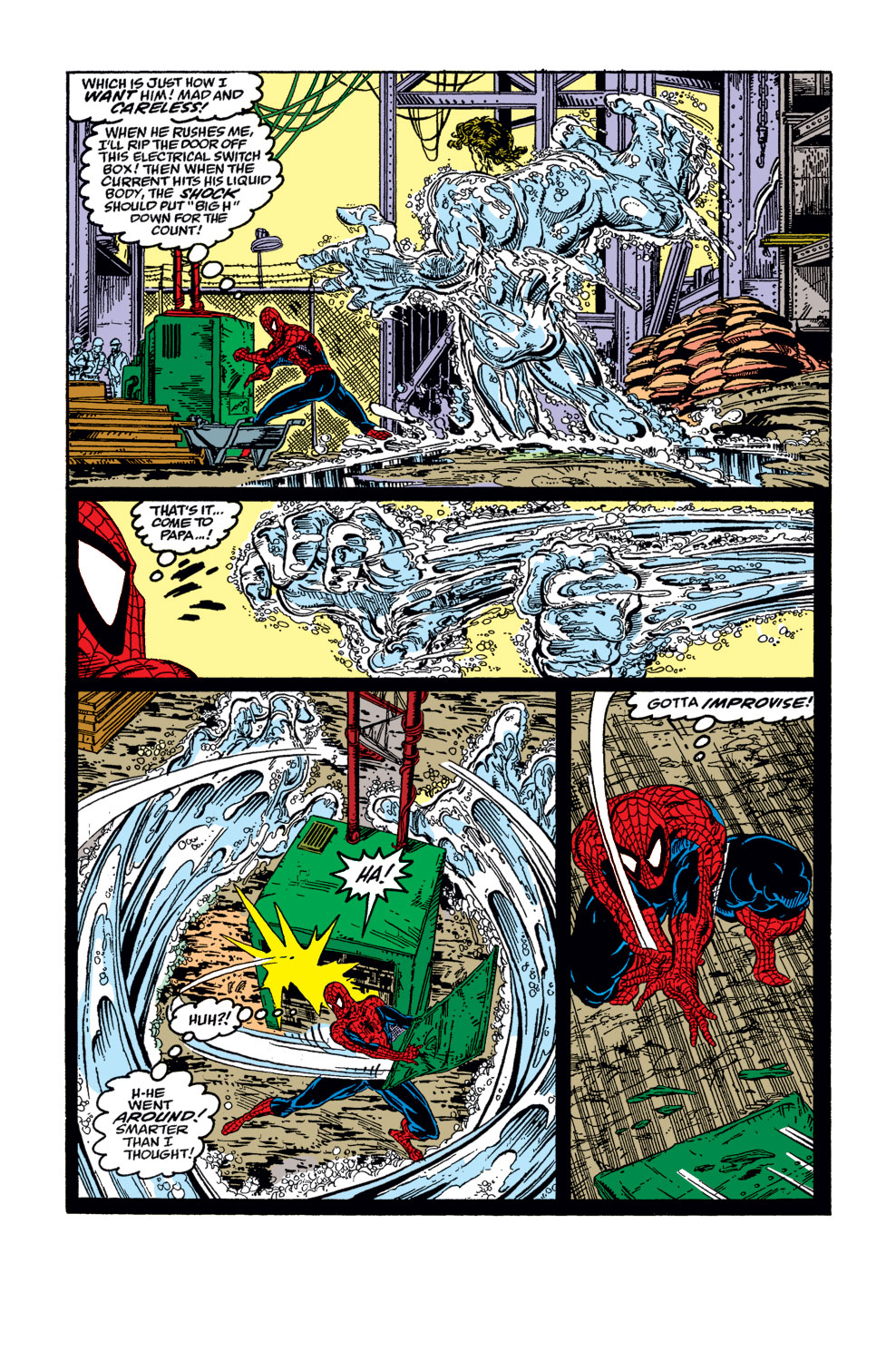The Amazing Spider-Man (1963) 315 Page 5